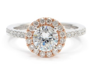 3 carat engagement rings